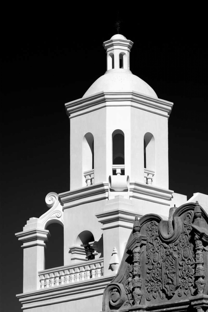 West Bell Tower BW Taylor, Douglas 29710