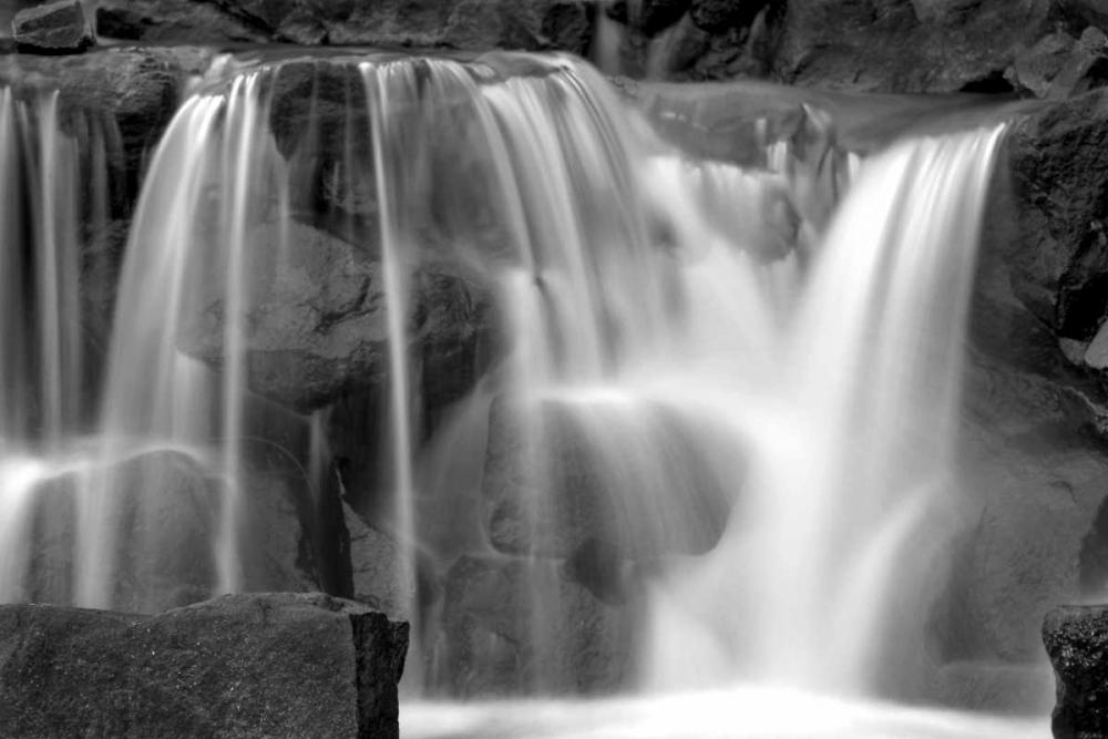 Sunset Waterfall II BW Taylor, Douglas 146715