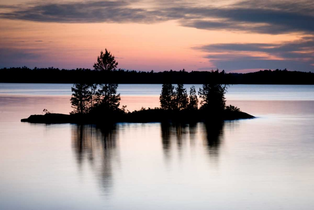 Twilight on the Lake II Wold, Beth 25487