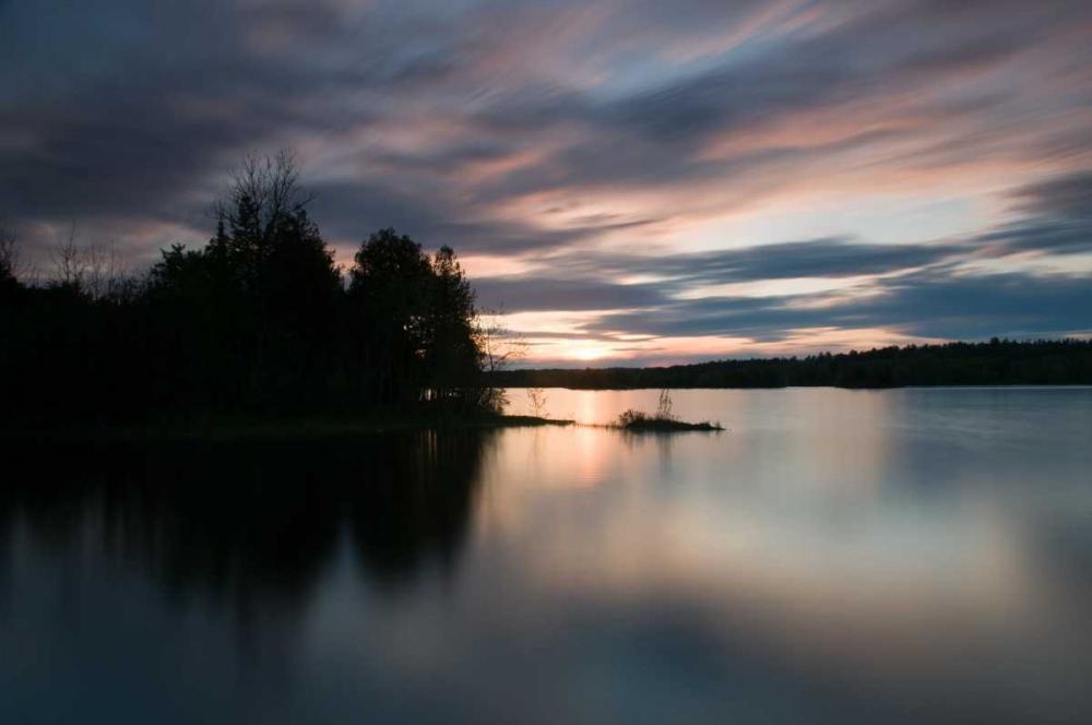 Twilight on the Lake III Wold, Beth 25488