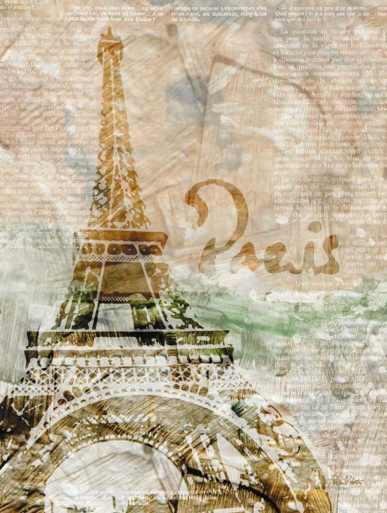 Sepia Paris Roberto, LuAnn 146788