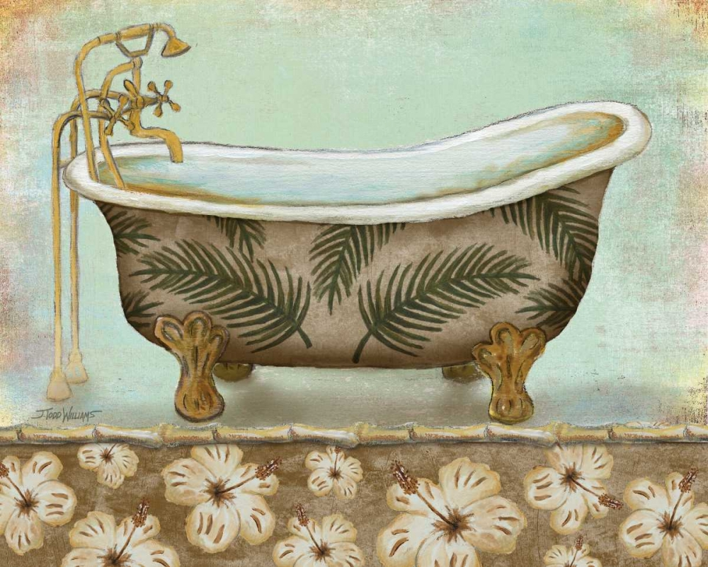 Tropical Bath I Williams, Todd 6619
