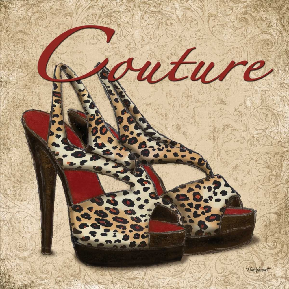 Couture Shoes Williams, Todd 64555