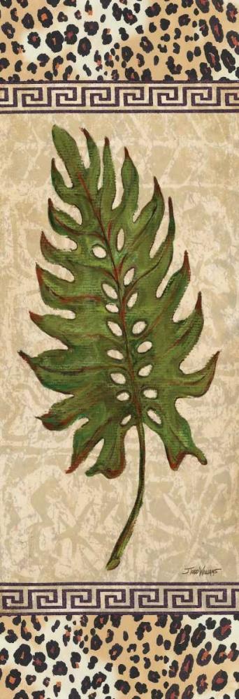 Leopard Palm Leaf II Williams, Todd 64562