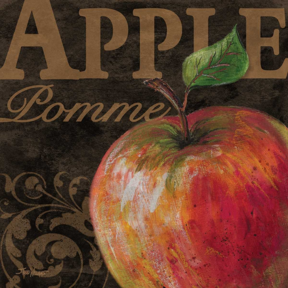 French Fruit Apple Williams, Todd 64568