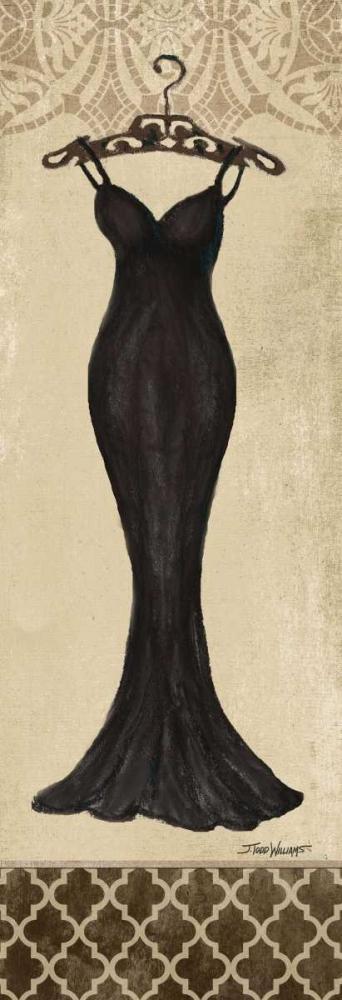 Black Fashion Dress II Williams, Todd 64593