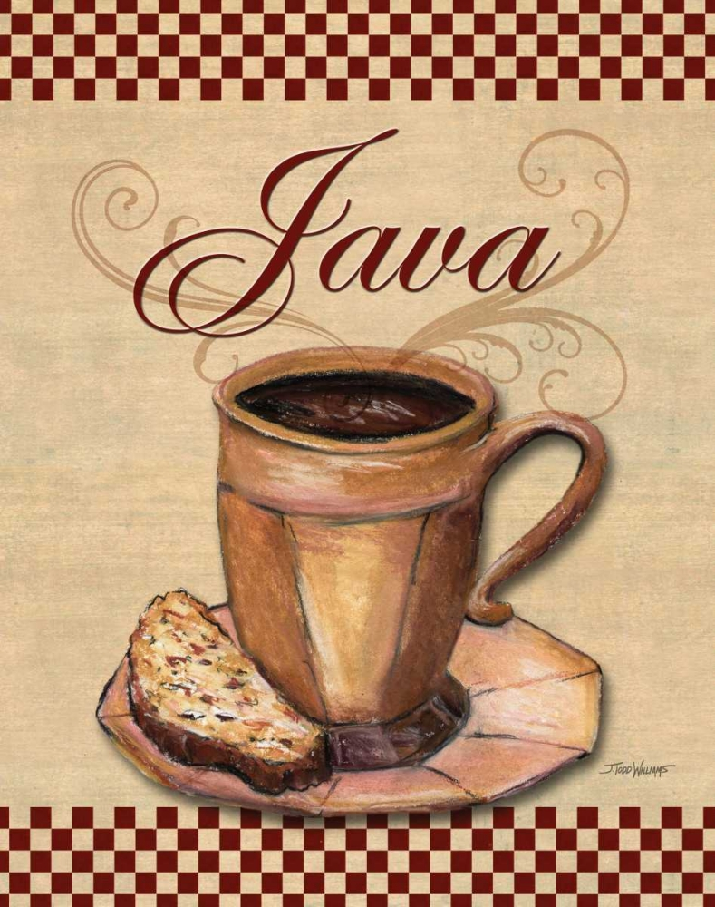 Cafe Java Williams, Todd 64611