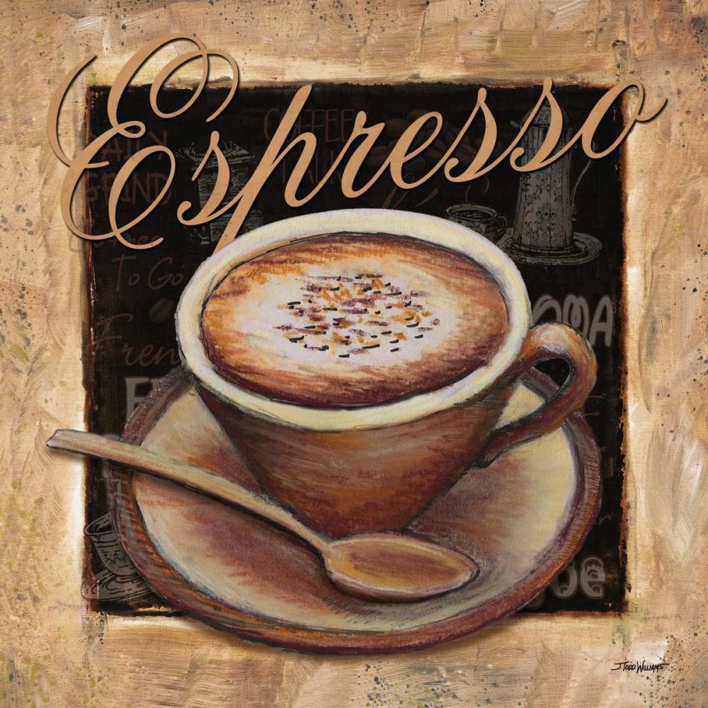 Espresso Williams, Todd 64615