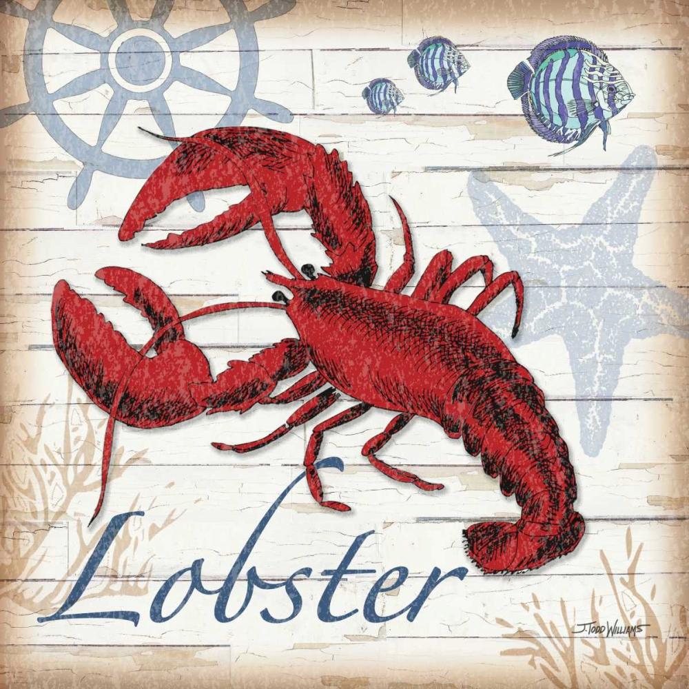 Lobster Williams, Todd 64625