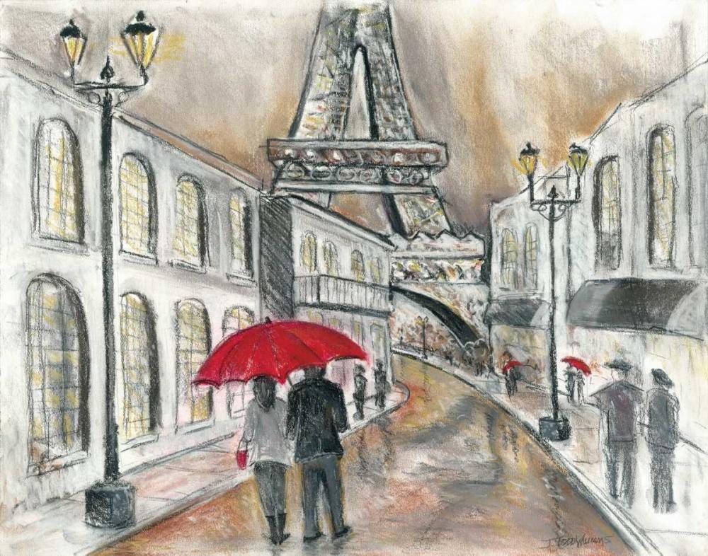Rain in Paris Williams, Todd 146997
