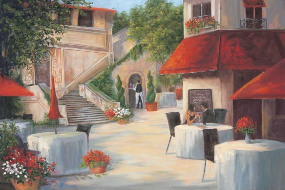 Cafe de Vittori II Wacaster, Linda 6749