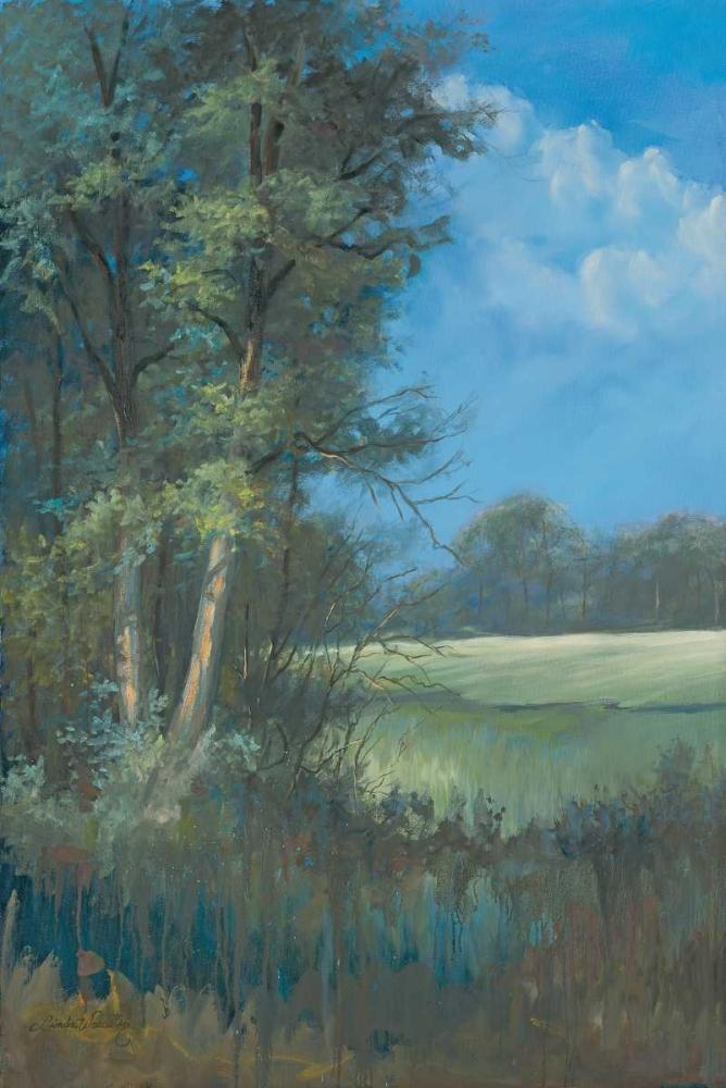Azure Sky I Wacaster, Linda 6753