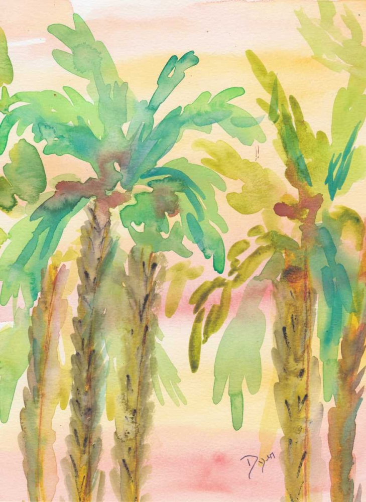 Sunset Palms 3 Dyer, Beverly 161337