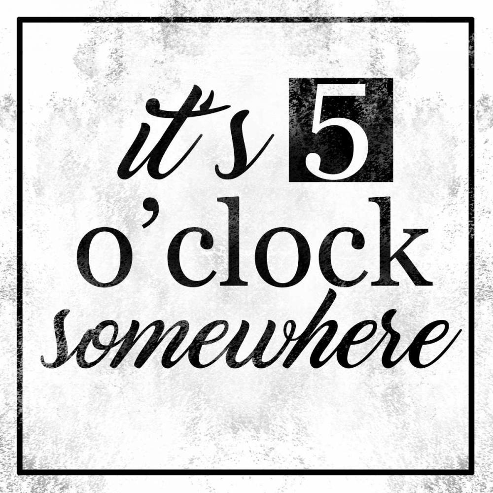 5 O Clock Alvarez, Cynthia 137931