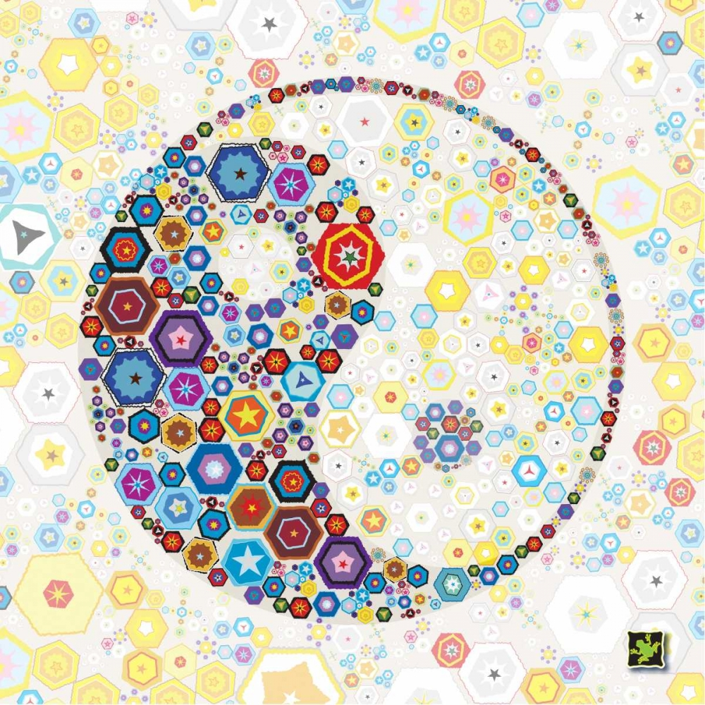 Yin Yang Discs Alvarez, Cynthia 86553