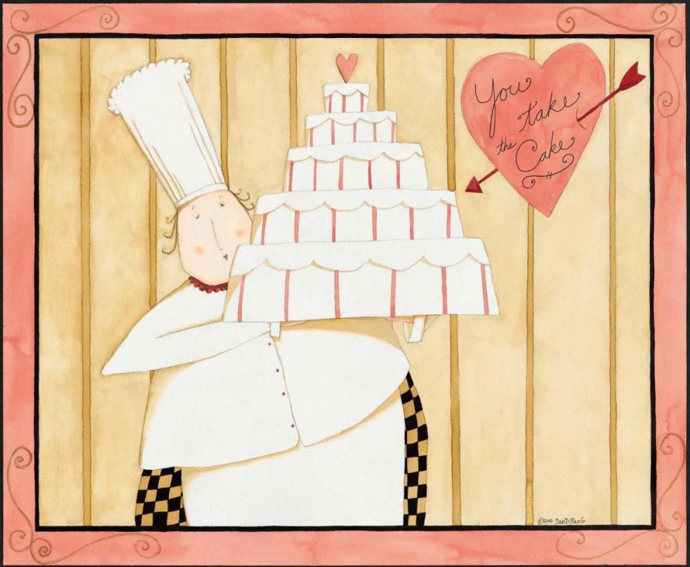Love Cake DiPaolo, Dan 56914