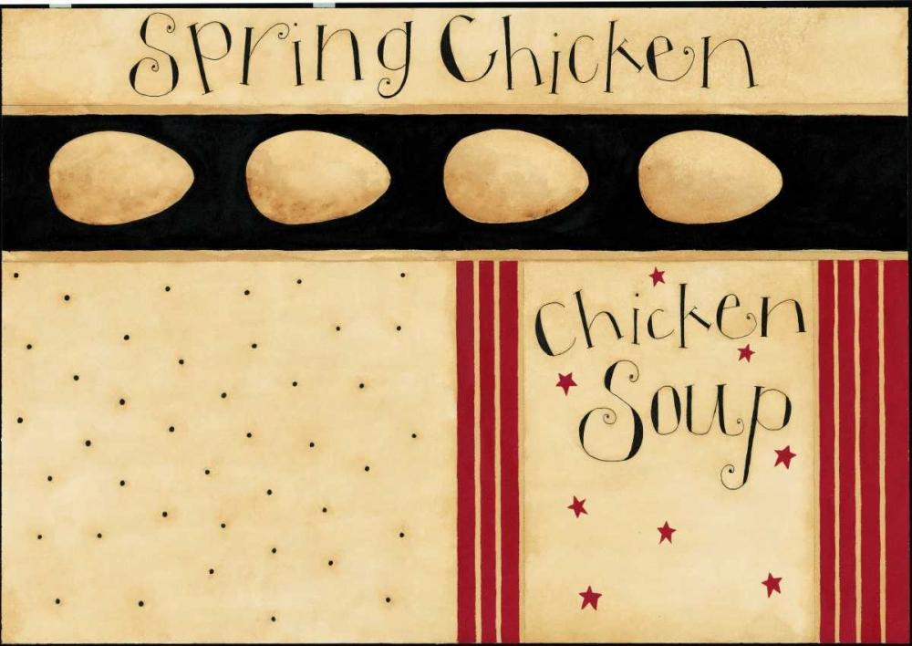 Spring Chicken DiPaolo, Dan 56952