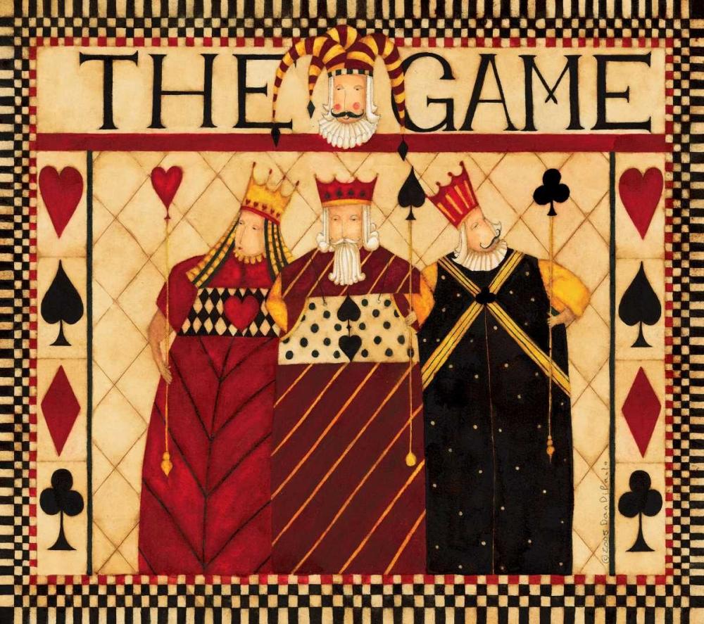 The Game DiPaolo, Dan 56969