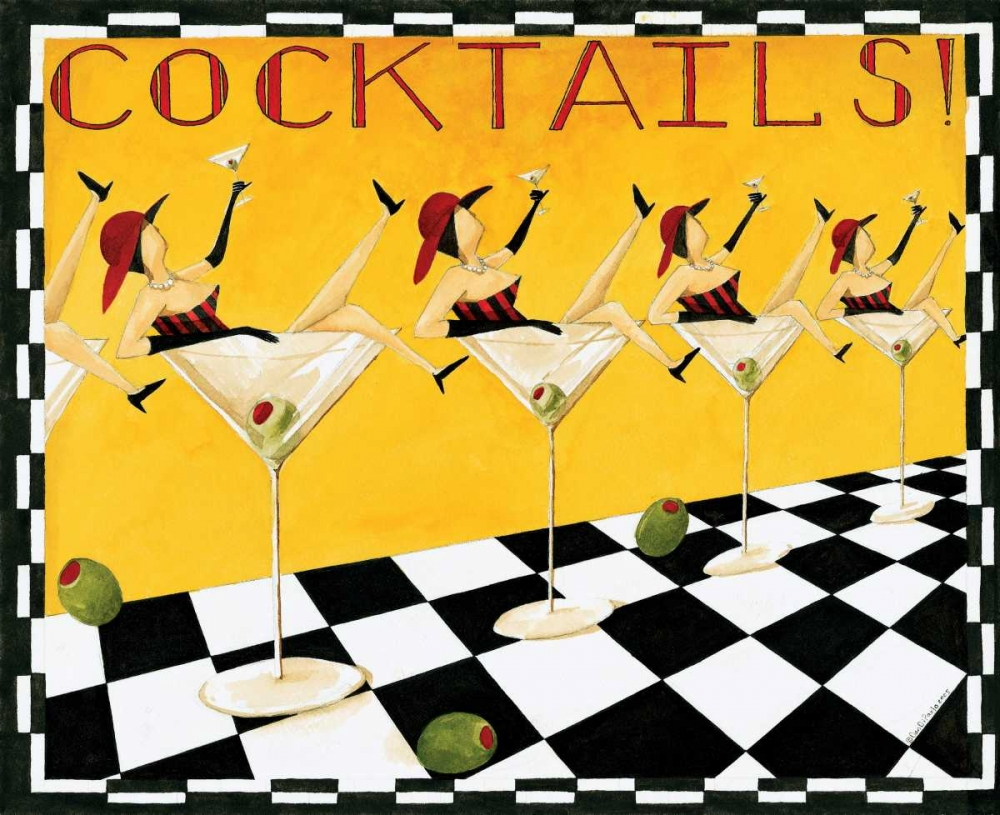 Cocktails DiPaolo, Dan 57035