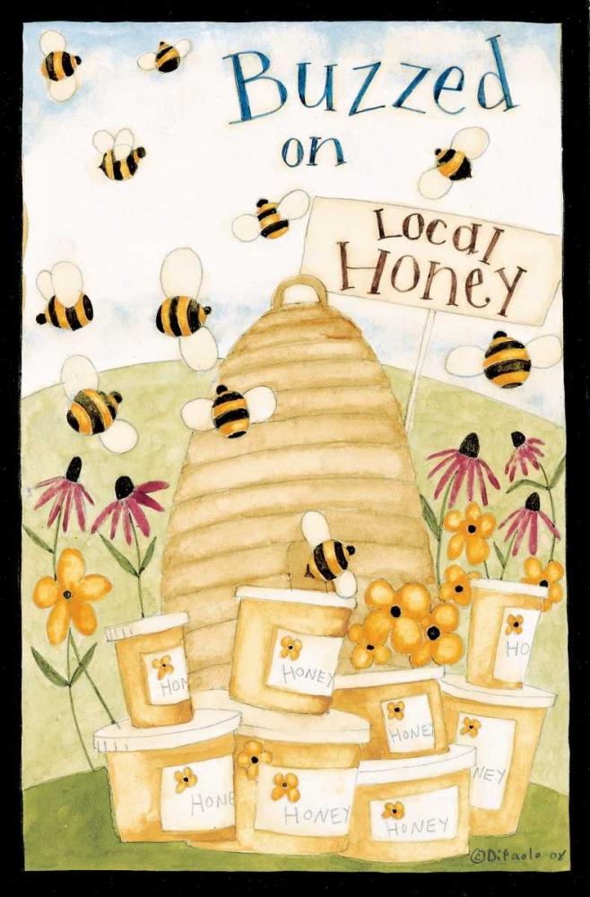 Buzzed On Honey DiPaolo, Dan 57045