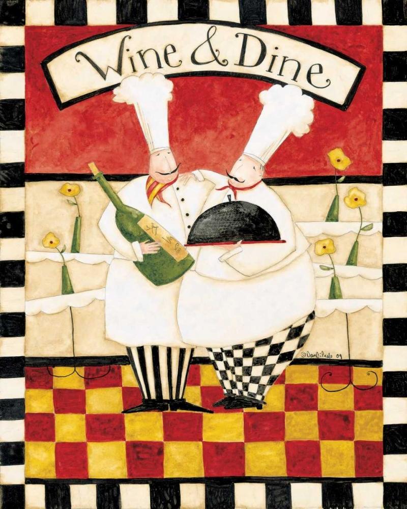 Wine And Dine DiPaolo, Dan 57058
