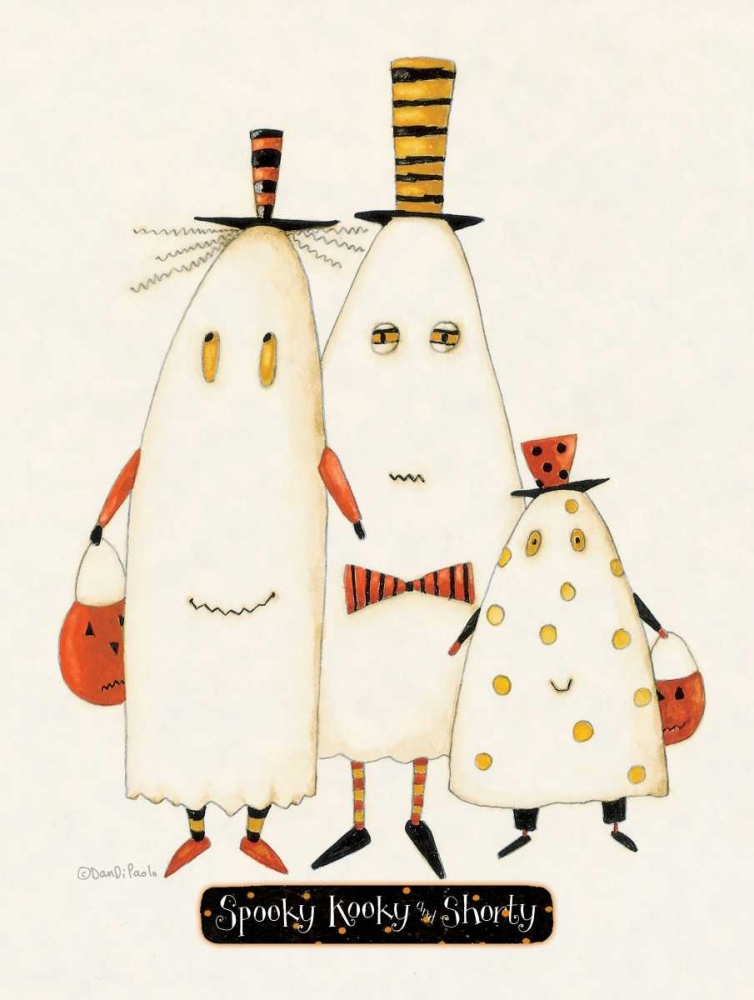 Ghost Family DiPaolo, Dan 57063