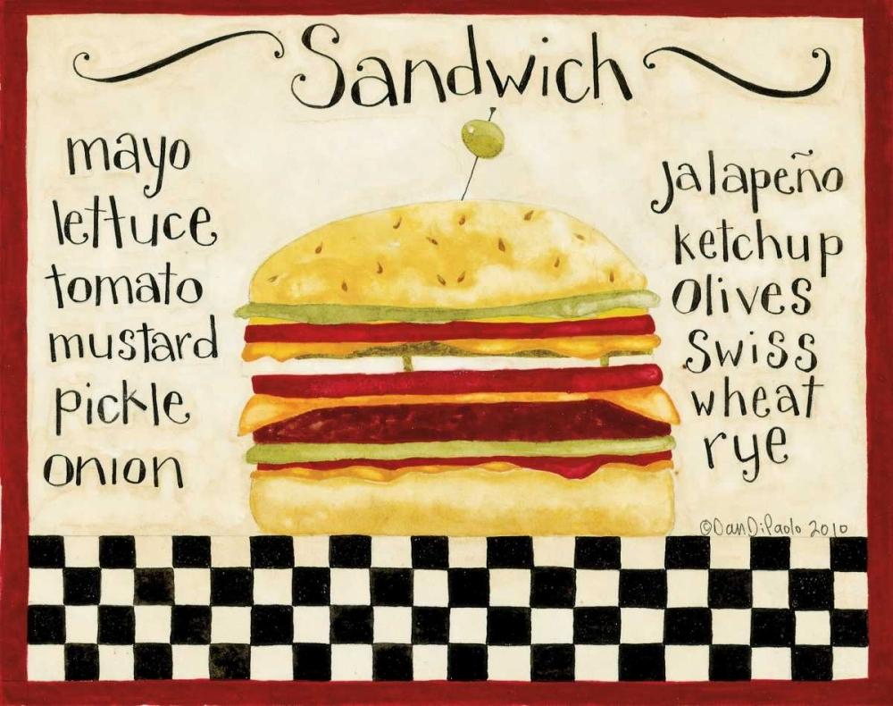 Sandwich DiPaolo, Dan 57114