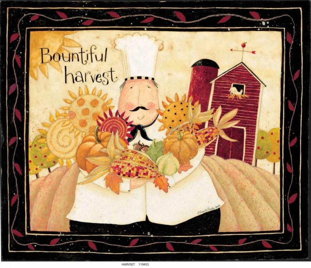 Harvest DiPaolo, Dan 57141