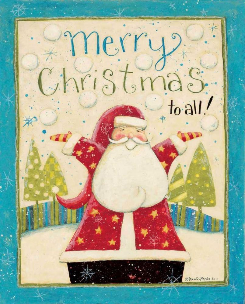 Merry Christmas 1 DiPaolo, Dan 57159