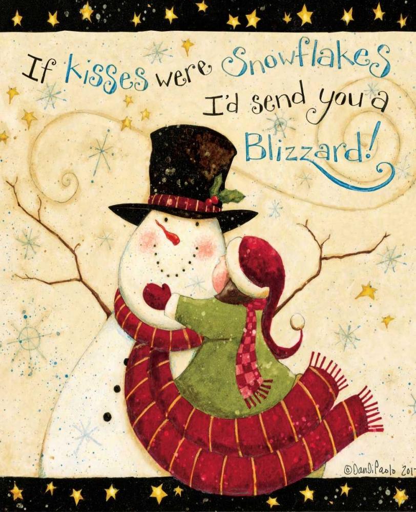Snowflakes DiPaolo, Dan 57235