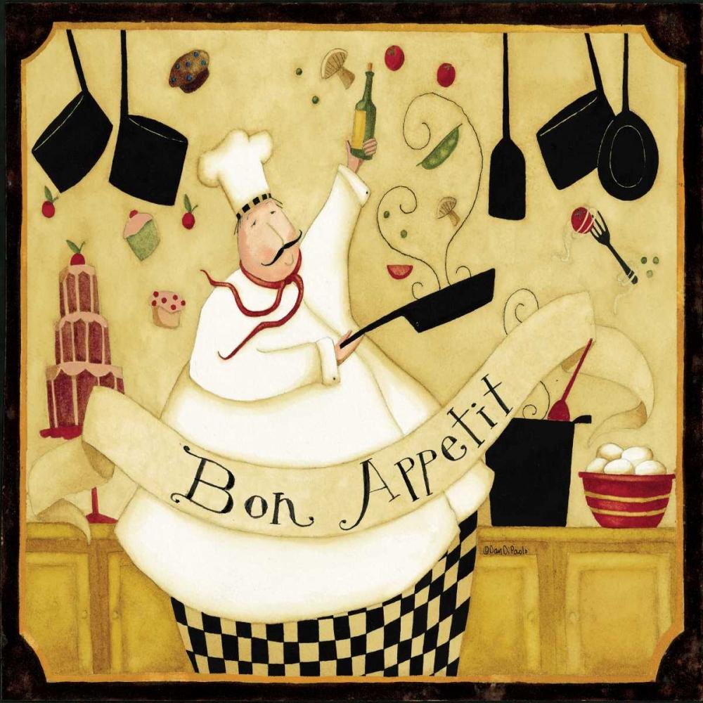 Chunky Chef DiPaolo, Dan 57311