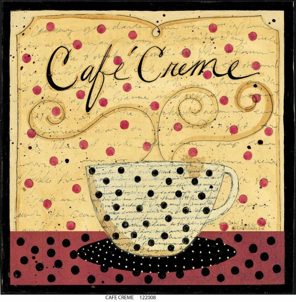 Cafe Cream 2 DiPaolo, Dan 57349