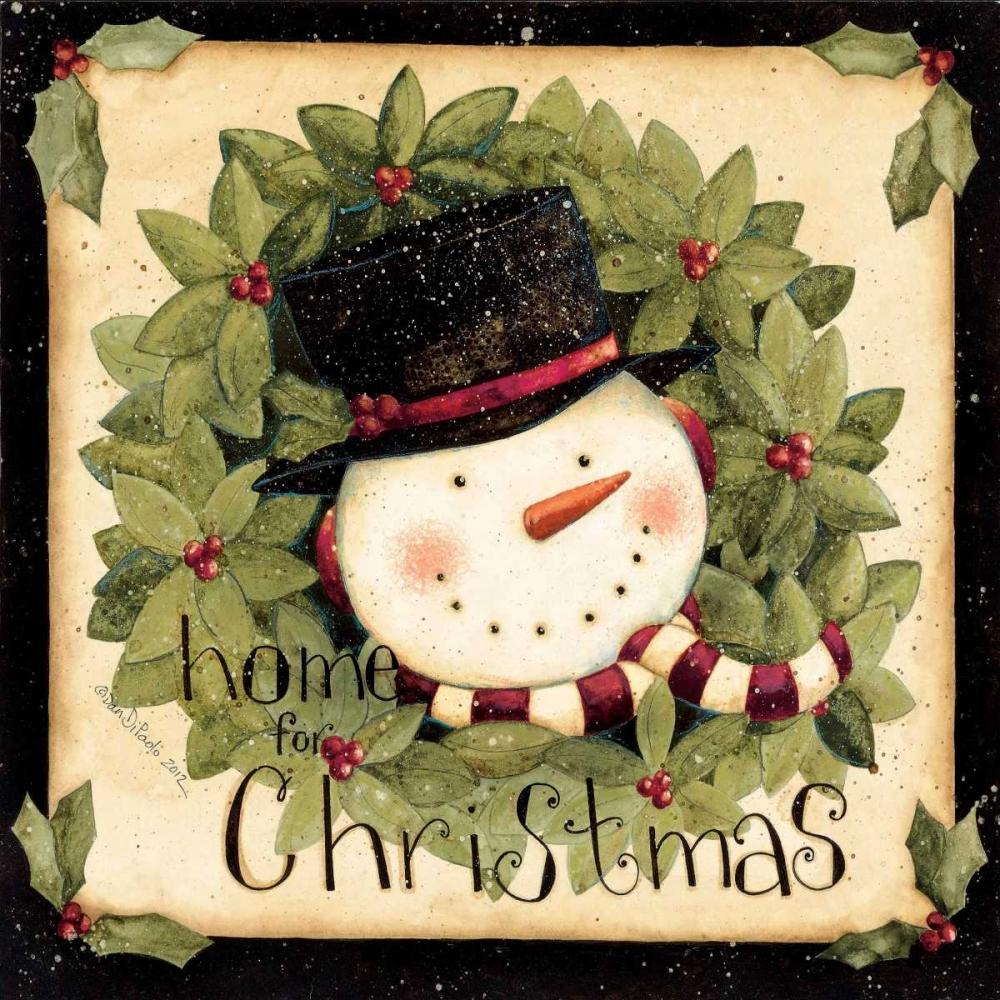 Holiday Wreath DiPaolo, Dan 57358