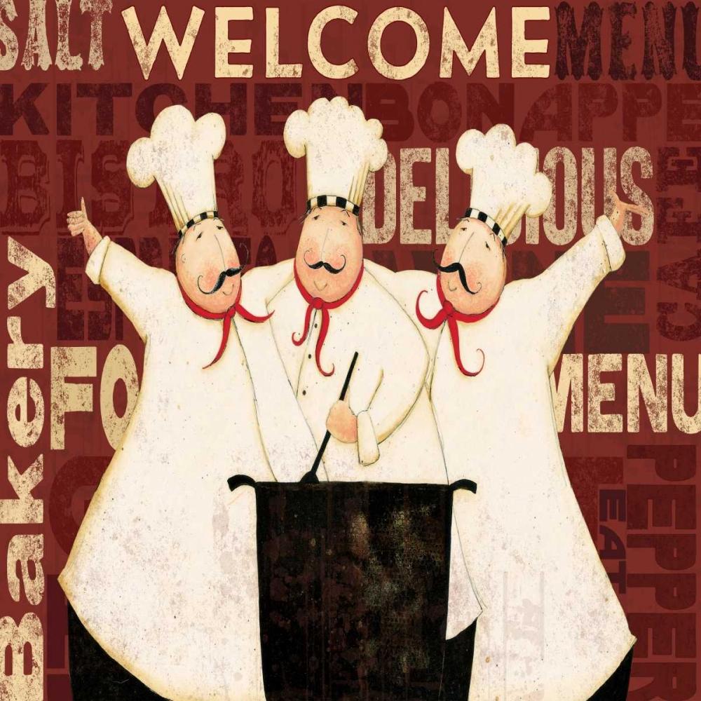 Welcome Chef DiPaolo, Dan 57518