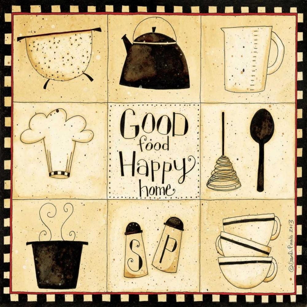 Good Food DiPaolo, Dan 57400