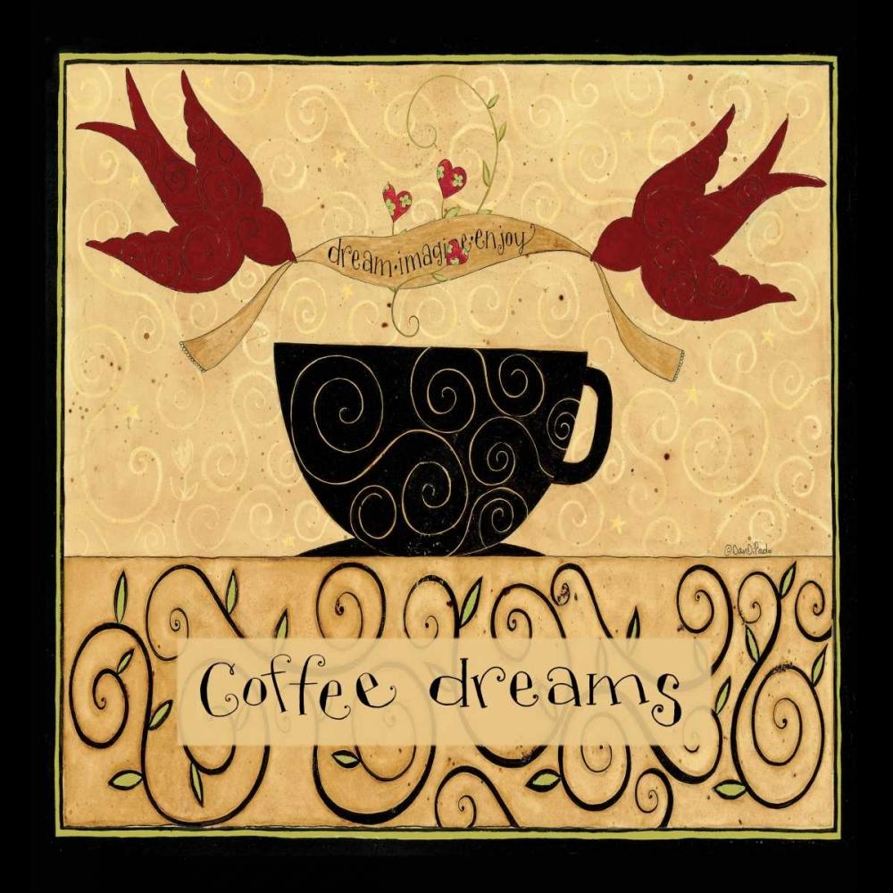 I Dreams Of Coffee DiPaolo, Dan 57496