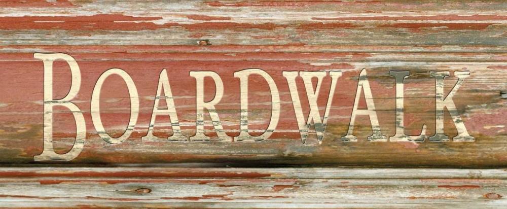Boardwalk Sign Stimson, Diane 74950