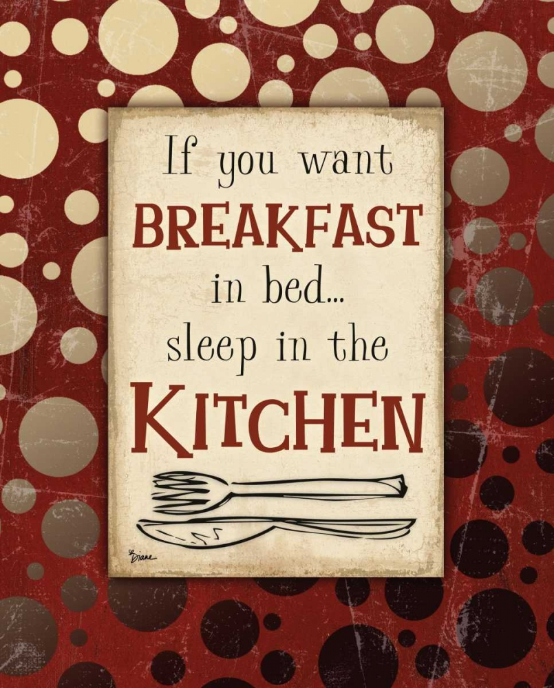 Breakfast Kitchen Stimson, Diane 75081