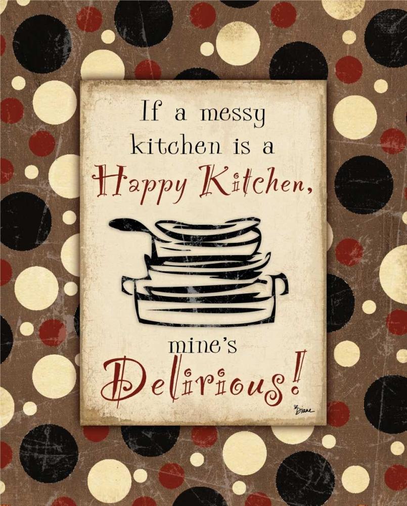 Kitchen Delirious Stimson, Diane 75095