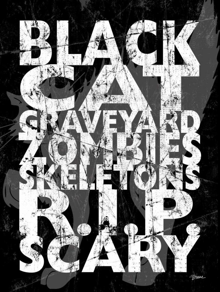 Black Cat Stimson, Diane 75115