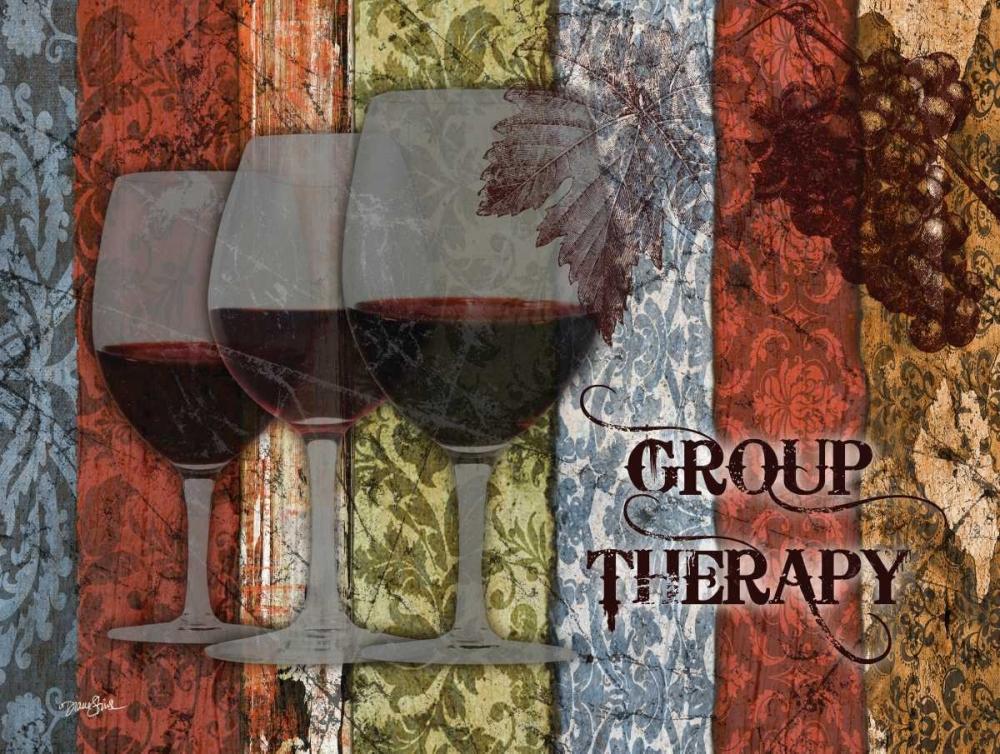 Glass Therapy Stimson, Diane 75122
