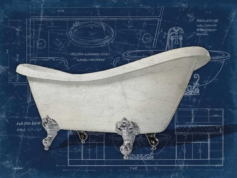 Bath Blues 2 Stimson, Diane 75225