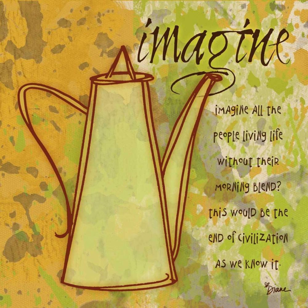 Imagine Carafe Brown Stimson, Diane 75263