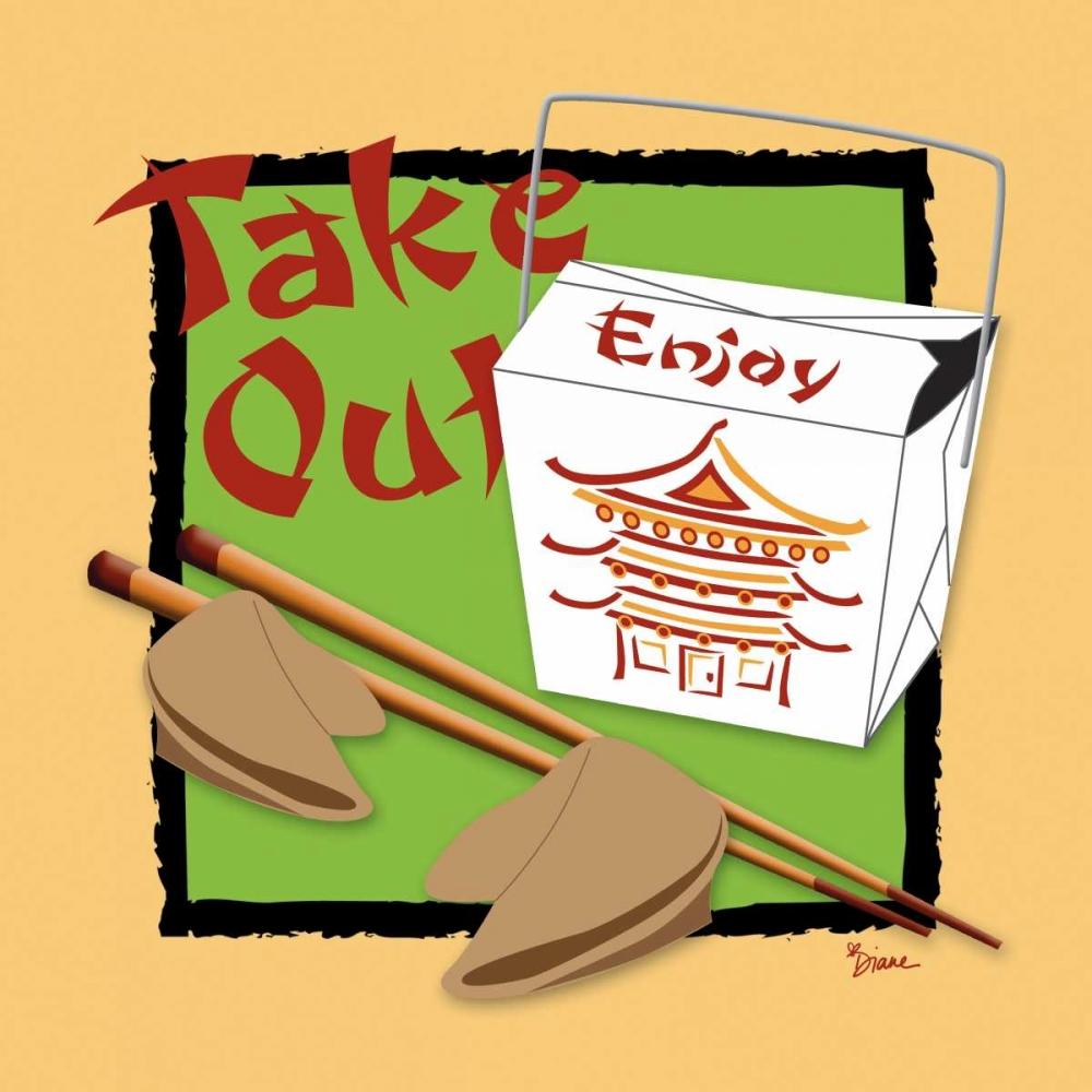 Take Out Stimson, Diane 75268