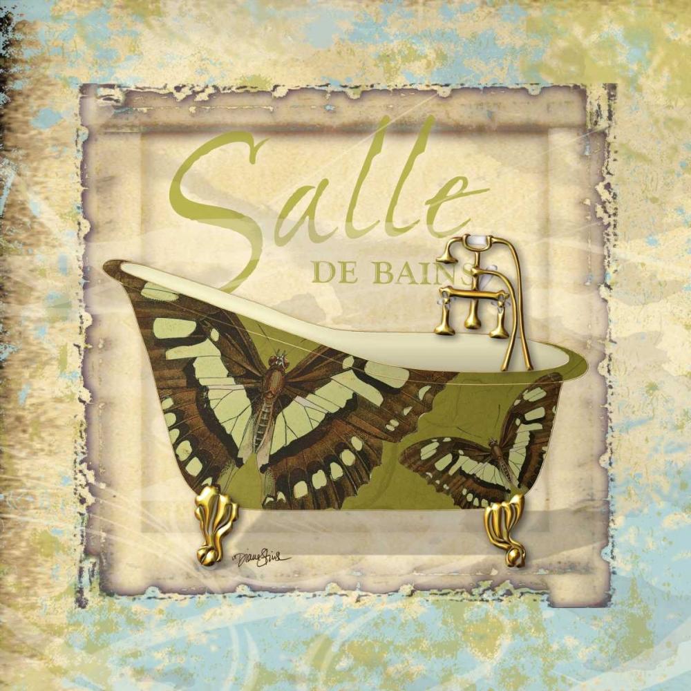 Tub Papillon Stimson, Diane 75312