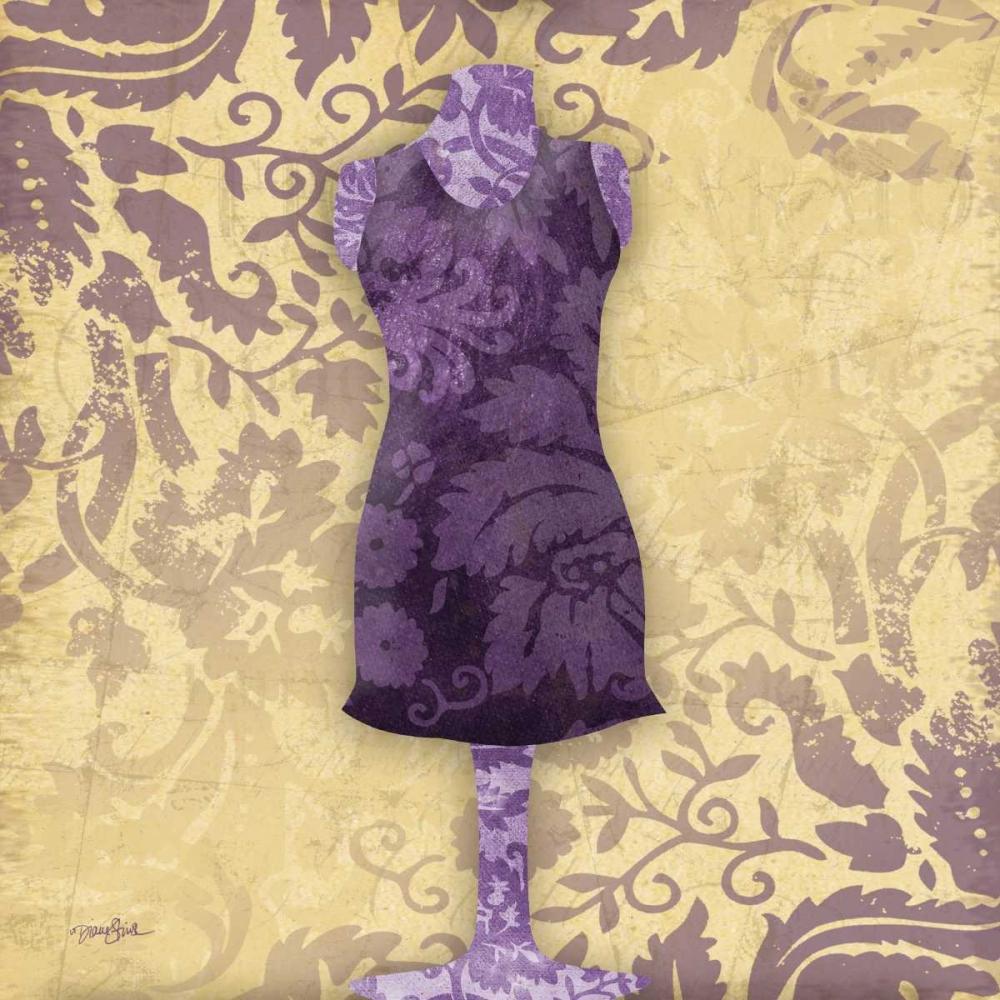 Dress Form Damask Stimson, Diane 75389
