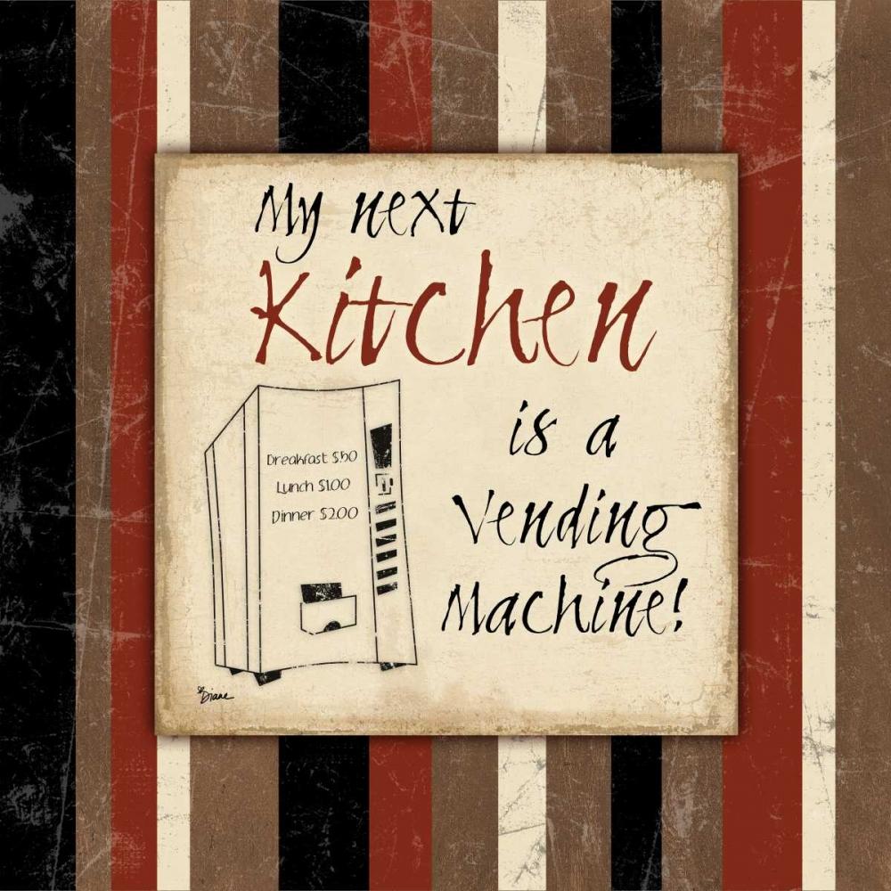 kitchen Vending Stimson, Diane 75425