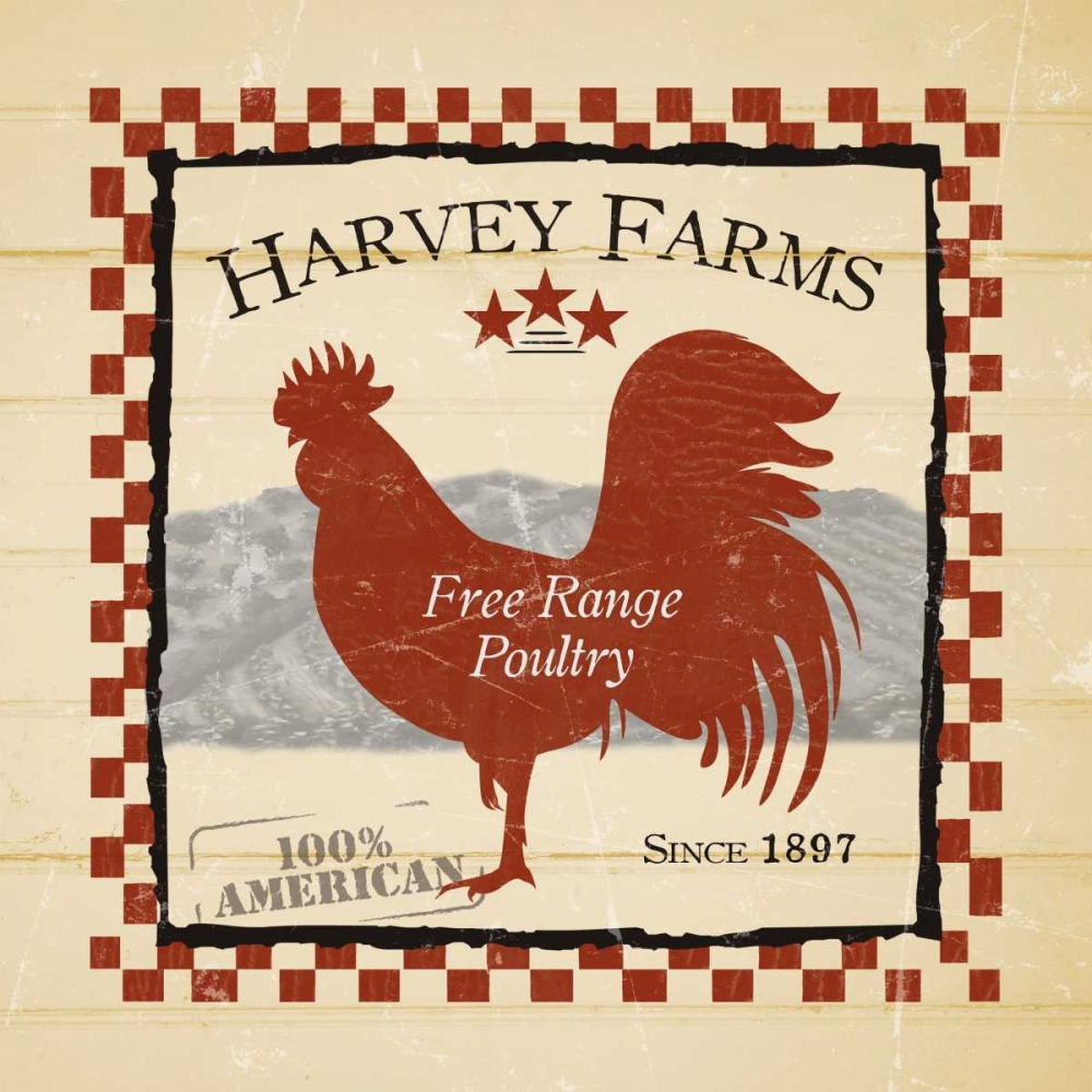 Harvey Farms Poultry Stimson, Diane 75429