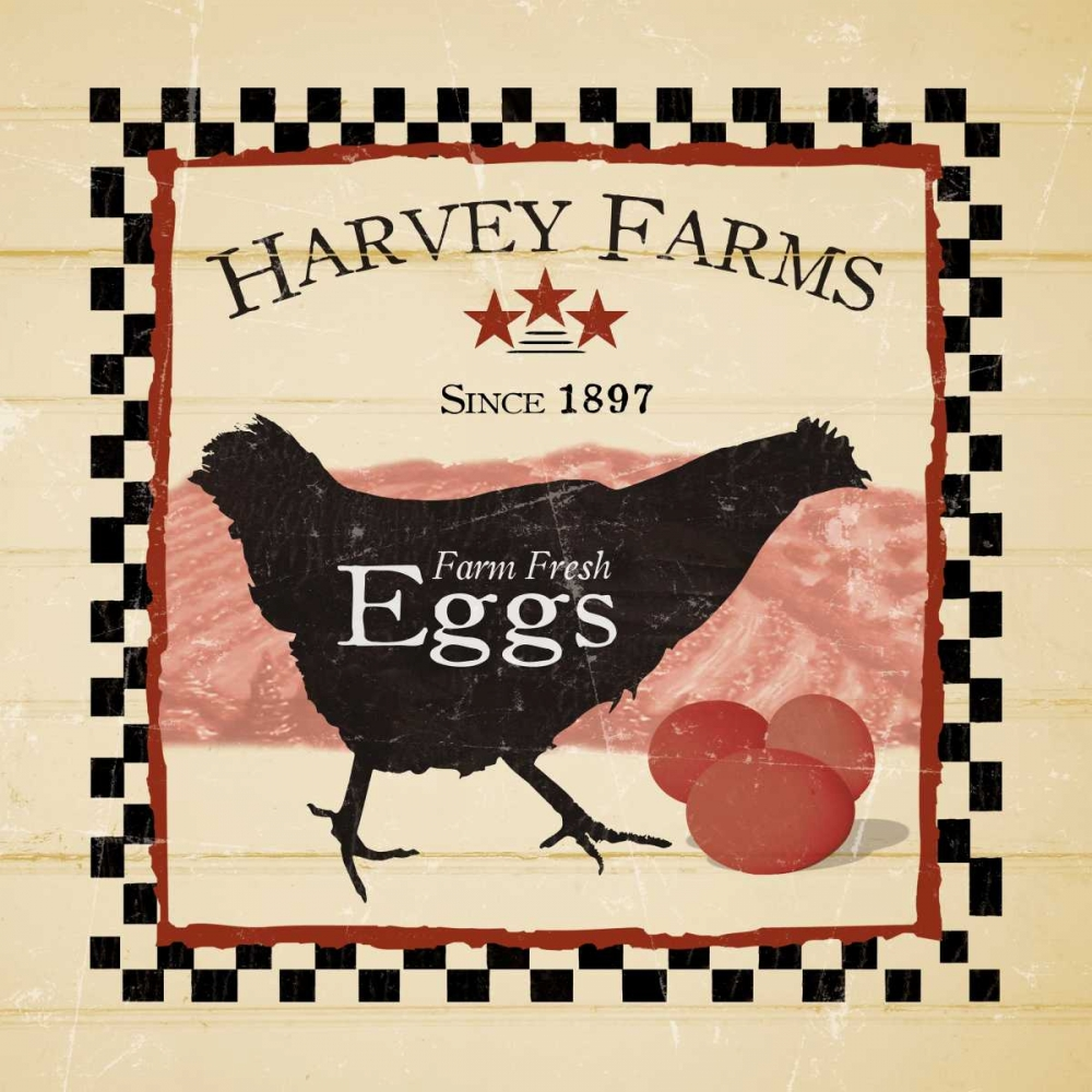 Harvey Farms Eggs Stimson, Diane 75432