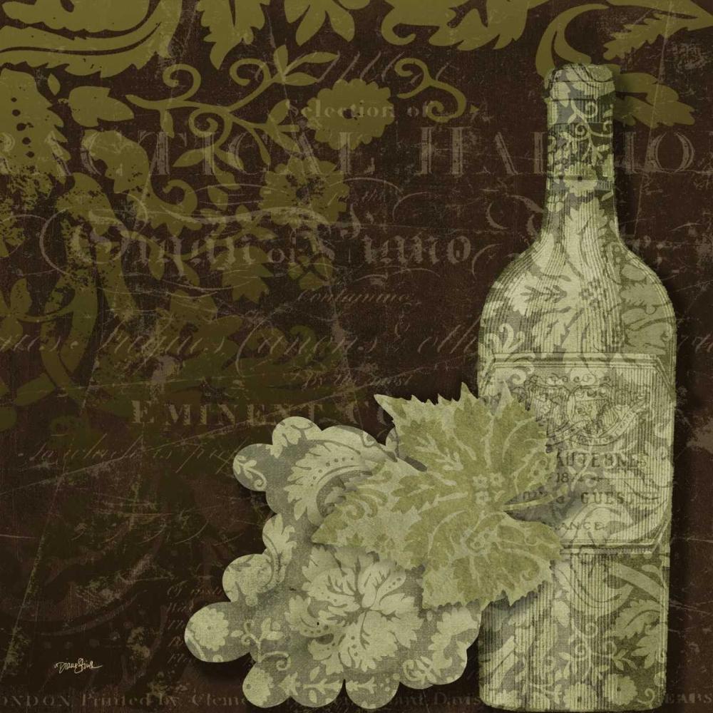 White Wine Damask Stimson, Diane 75522